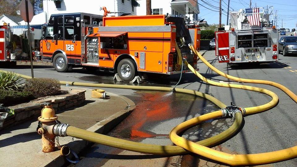 2 Alarms struck in Old Forge